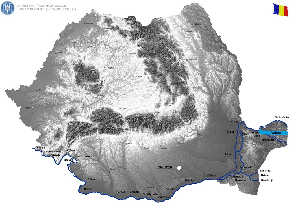 harta APARARI DE MALURI PE CANALUL SULINA-ETAPA FINALA