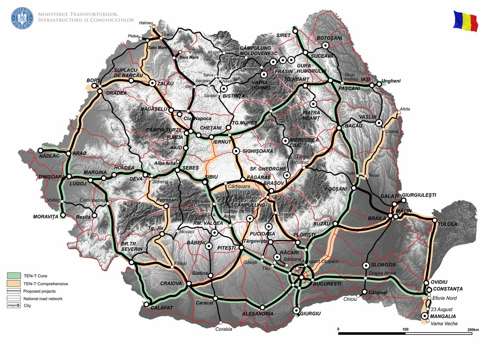 harta Educație rutieră - modelarea factorului uman prin responsabilizarea participanților la trafic pentru creșterea gradului de siguranța rutieră